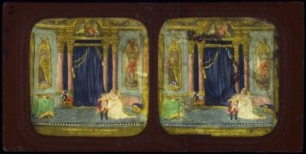 Stereokort, La Grande-Duchesse de Gérolstein 3, acte II, scène V - SMV - S122b.tif