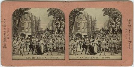 Stereokort, Les Huguenots 5, Le refus - SMV - S54a.tif