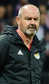 Steve Clarke Scottish association football player and manager (born 1963)