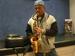 Steve Coleman Musical artist
