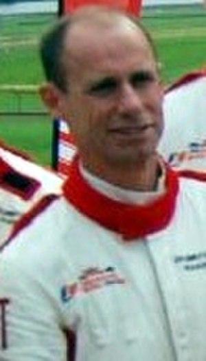 Steve Moneghetti - Image: Steve Moneghetti (cropped)