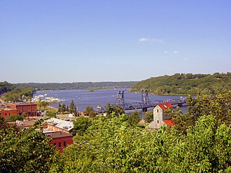 Minneapolis–Saint Paul - St. Croix River, Stillwater