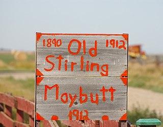 Maybutt, Alberta Unincorporated community in Alberta, Canada