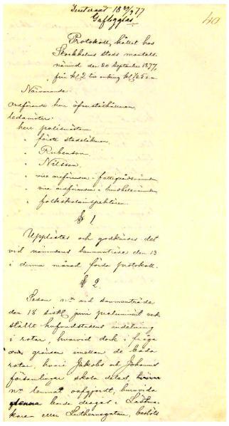 File:Stockholm Mantalsnämndens protokoll 20 september 1877.djvu