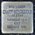 Stolperstein-Ernst Schoenholz-Koeln-cc-by-denis-apel.jpg