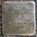 Stolperstein Babelsberger Str 6 (Wilmd) Günter Cohen.jpg