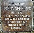 Stolperstein Frieda Neheimer Lennestadt-Elspe.jpg
