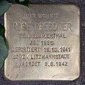 Stolperstein Westfälische Str 52 (Halsee) Rose Dresdner.jpg