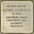 Stolperstein für Alfred Kaufmann (Differdingen).jpg