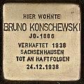 Stolperstein für Bruno Konschewski (Cottbus).jpg