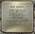 Stolperstein für Dr. Victor Urbancic (Graz).jpg