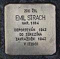 Stolperstein für Emil Strach.JPG