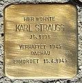 Stolperstein für Karl Strauss (Klagenfurt).jpg