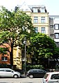 Stolpersteine Köln, Wohnhaus Lütticher Straße 12.jpg