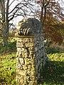 Stone lion, Broughton Place - geograph.org.uk - 1563345.jpg