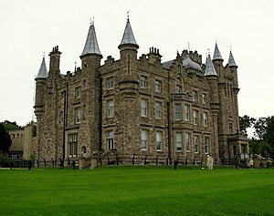 Northern Ireland Executive - Stormont Castle, seat of the Executive