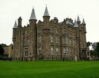 Stormont Castle - The Castle