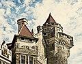 Storybook castle Toronto September 2011.jpg