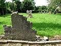 Stour Provost, decaying gravestones - geograph.org.uk - 1434111.jpg