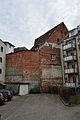 Stralsund, Fährwall, Ecke Fährstraße, Hof (2012-03-04), by Klugschnacker in Wikipedia.jpg