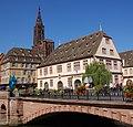 Strasbourg Musée historique Cathédrale Pont du Corbeau.jpg
