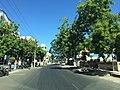 Streets in Nanganallur,Chennai.jpg