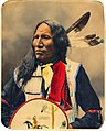 Strikes With Nose, Oglala Sioux chief, by Heyn Photo, 1899.jpg