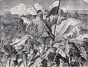 Sturm auf die Düppeler Schanze 1864