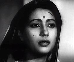 Suchitra Sen dans Devdas (1955).jpg