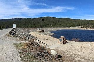 Sugar Loaf Dam