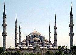Sultan Ahmet Camii Vikipedi