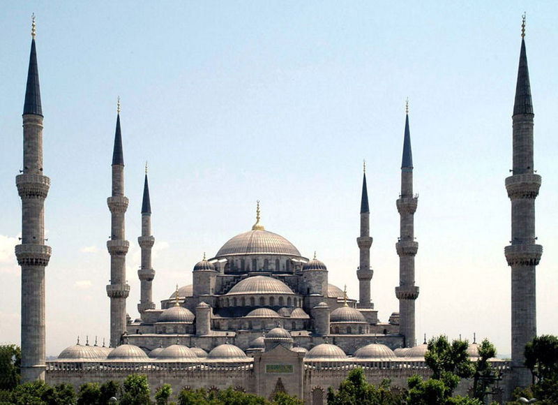File:Sultan Ahmed Mosque Istanbul Turkey.jpg