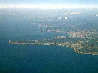 Tateyama, Chiba - Cape Sunosaki and Tateyama City