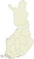 Suomenmaakunat.sijainti.suomi.2010.png