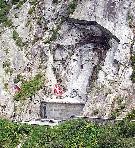 Suvorov monument in the Swiss Alps Suworow-denkmal.jpg