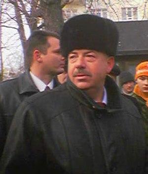 Svyatoslav Piskun - Piskun in December 2004
