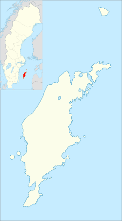 Sweden Gotland location map modified.svg