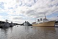 Swedish warships in Turku NOCO2014 05.JPG