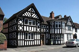 Sweetbriar Hall - Sweetbriar Hall, Hospital Street, Nantwich