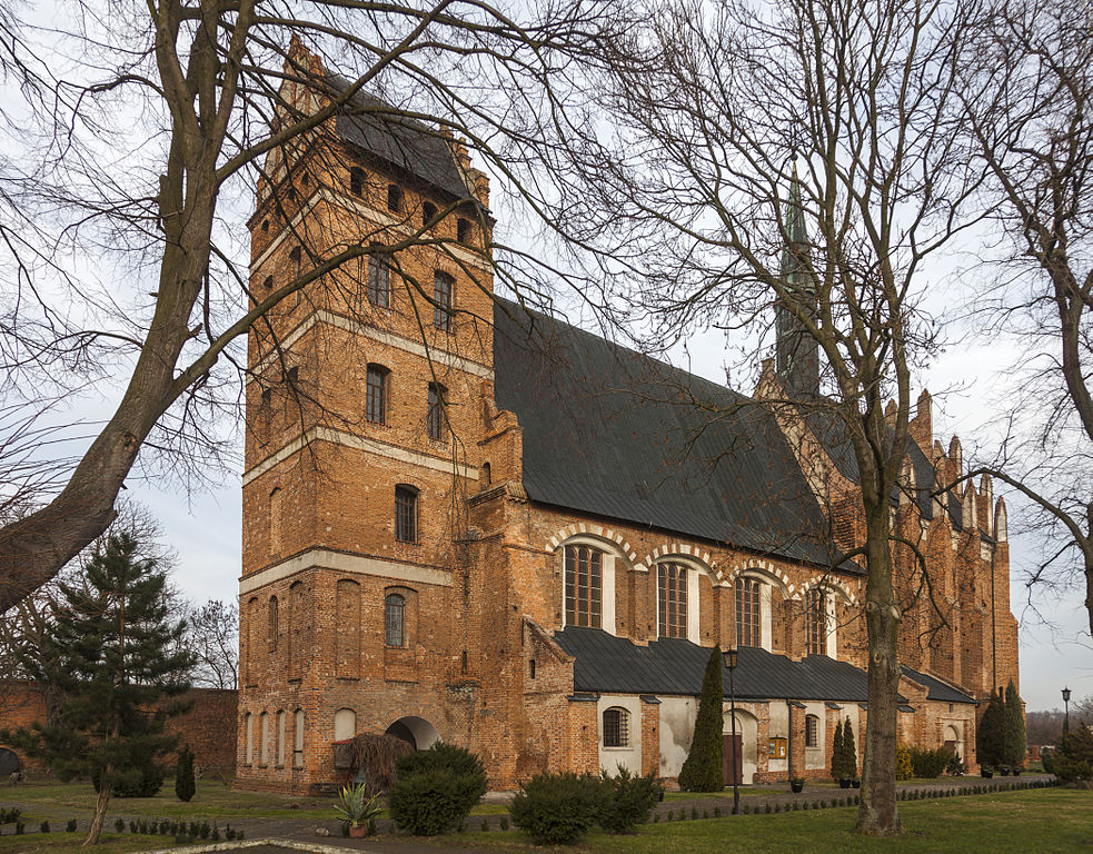 Gothic Church to St. Stanslaus