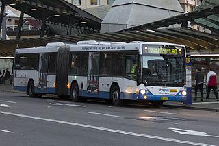 Sydney bus route L90 Bus service in Sydney, Australia