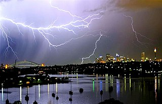 Severe storm events in Sydney Severe storms in Sydney, Australia from the 18th century to present day