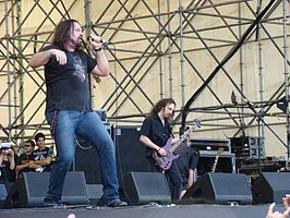 Symphony X in 2007.