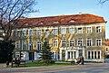 Szczawno-Zdrój, Korona Piastowska (Geburtshaus Hauptmann 2).jpg