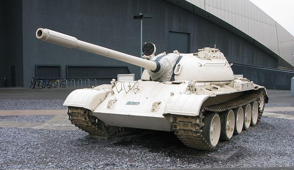 من سفر حرب اكتوبر 1973 ......معركة وادي الدموع .....باجزاء  1024px-T-55_4