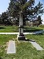 T. W. Barber Obelisk (Pioneer Cemetery, Lawrence, KS).jpg