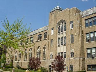 The Mary Louis Academy - Image: TMLA Main