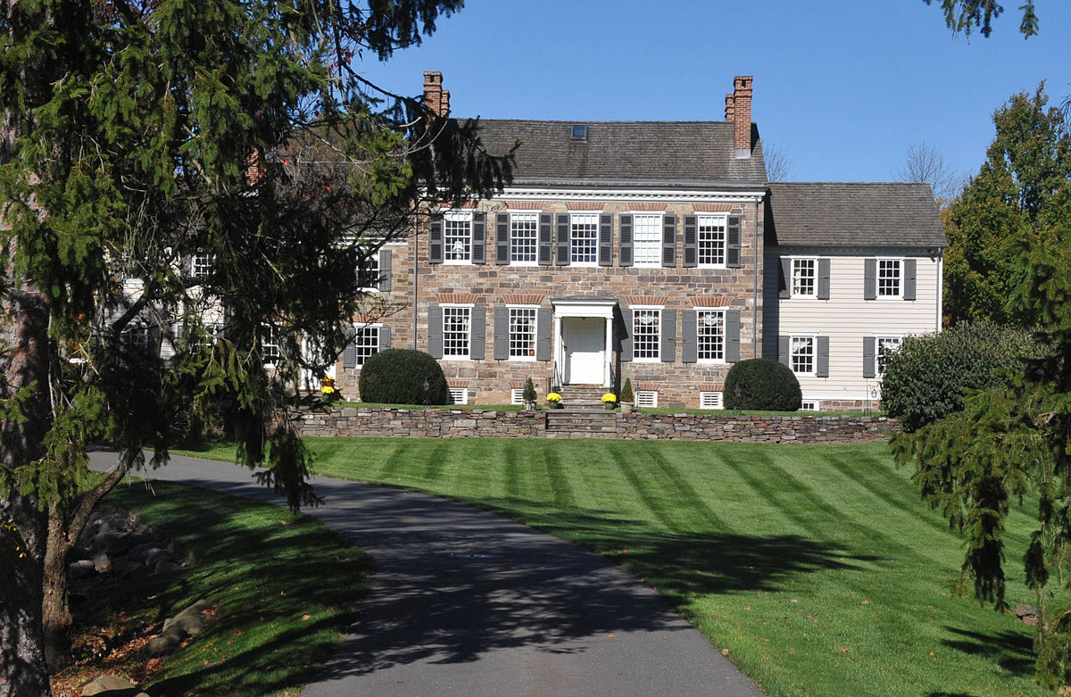 Tusculum princeton new jersey wikipedia for The princeton house