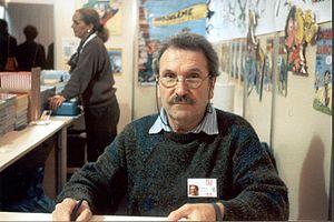 Jean Tabary, le père d'Iznogoud, est décédé à l'âge de 81 ans 300px-Tabary.90