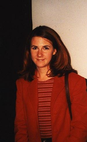 Tabitha Soren - Tabitha Soren in the early '90s